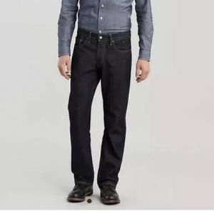 LEVI'S MEN 559 Relaxed Straight Jeans. Size 46.